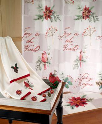 Cardinal 2-Pc. Fingertip Towels