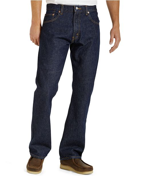 d6e0d796 Levi's 517™ Bootcut Fit Jeans & Reviews - Jeans - Men - Macy's