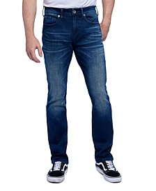 Men's Slim Straight Cut 5 Pocket Jean