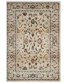 Tristan LRL1299E Beige and Multi Area Rug Collection