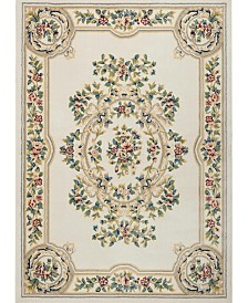 Nourison Juliette Jul01 Ivory 7'10 x 10'6 Area Rug