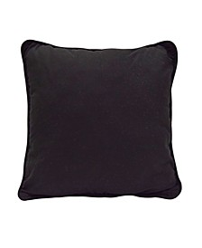 Solid Square Pillow