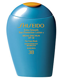Shiseido Extra Smooth Sun Protection Lotion SPF 38, 2.2 oz