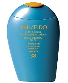 Shiseido Extra Smooth Sun Protection Lotion SPF 38, 2.2 oz