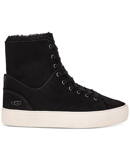 Shopping Special: Ugg Women's Beven Lace up Booties