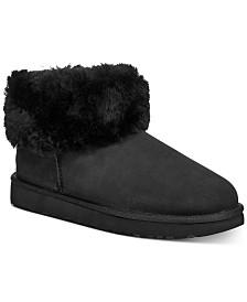 UGG® Women's Classic Mini Fluff Booties