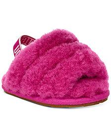 UGG® Baby Girls Fluff Yeah Slides