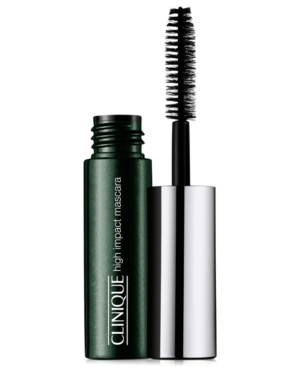 Receive a Free High Impact Mascara and choose your lipstick