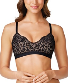 Warner's Women's Lace Escape™ Wirefree Bralette RP3391A