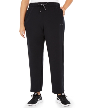 Nike Pants PLUS SIZE THERMA FLEECE PANTS
