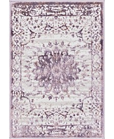 Aitana Ait1 Violet Area Rug Collection