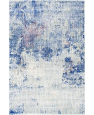 Haven Hav1 Light Blue 5' x 8' Area Rug