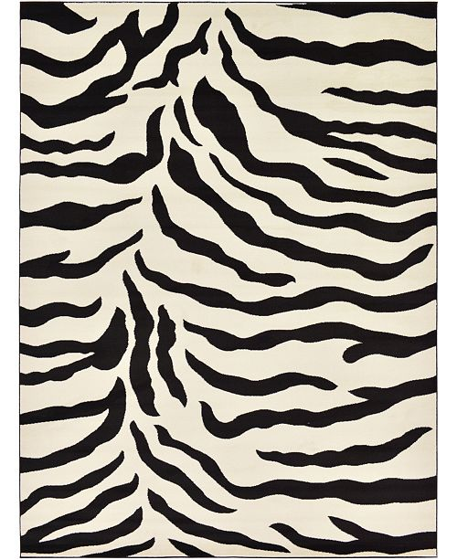 Bridgeport Home Maasai Mss3 Ivory Area Rug Collection