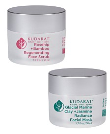 Radiance Essentials Duo Face Mask, Face Scrub, 3.4 oz