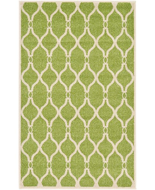 Bridgeport Home Arbor Arb6 Green Area Rug Collection