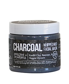 Charcoal Whipped Mud Mask