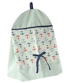 Pam Grace Creations Anchors Away Nautical Diaper Stacker