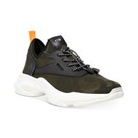 Steve Madden Mens Impact Flyknit Sneakers Deals