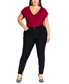 Trendy Plus Size So Chic Pants