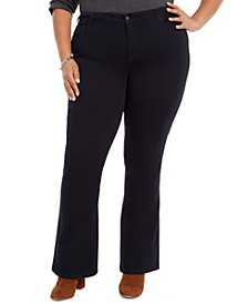 Plus Size Bootcut Jeans, Created For Macy's