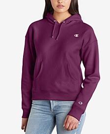 Women's Reverse-Weave Fleece Hoodie