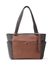 Ashby Leather Satchel