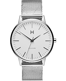 MVMT Women's Boulevard Venic Stainless Steel Mesh Bracelet Watch 38mm