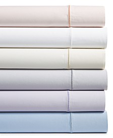 Waverly Cotton 450-Thread Count 6-Pc. Solid Sheet Sets