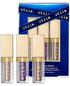 3-Pc. The Highest Realm Glitter & Glow Liquid Eye Shadow Set