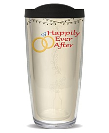 Sign-It Wedding Double Wall Insulated Tumbler, 16 oz
