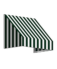 """3' New Yorker Window/Entry Awning, 31"""" H x 24"""" D"""
