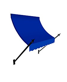 """4' New Orleans Spear Awning, 31"""" H x 16"""" D"""