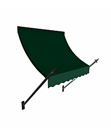 """7' New Orleans Spear Awning, 31"""" H x 16"""" D"""
