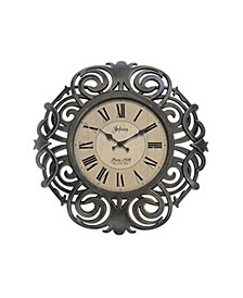 Decorative Traditional French Decor Wall Clock