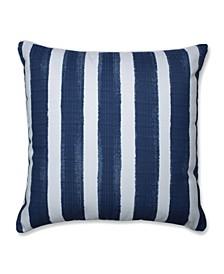 """Nico Stripe 25"""" x 25"""" Outdoor Floor Pillow"""