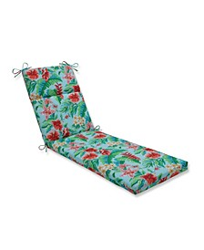 Tropical Paradise Chaise Lounge Cushion