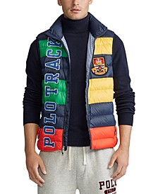 Men's Packable Down Vest