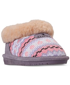 Bearpaw Toddler Girls' Alice Slip-On Boots from Finish Line