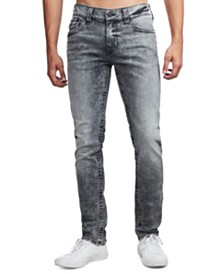 True Religion Men's Skinny-Fit Rocco Jeans