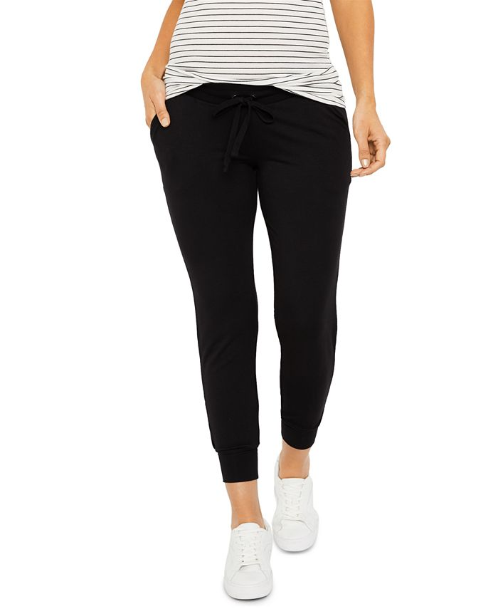 A Pea in the Pod - Maternity Under-Belly Jogger Pants