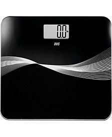 Optima Home Scale Robust Bathroom Scale