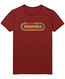 Foo Fighters Men's Graphic T-Shirt