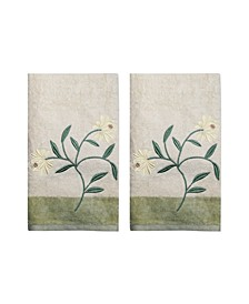 Penelope 2-Pc. Bath Towel Set
