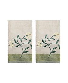 Croscill Penelope 2-Pc. Bath Towel Set