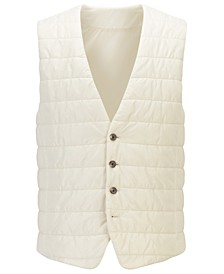 BOSS Men's Hiwan Slim-Fit Bodywarmer