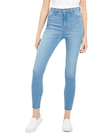 Juniors' High-Waist Skinny Ankle Jeans