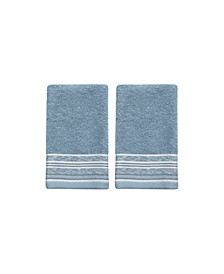 Nomad 2-Pc. Fingertip Towel Set