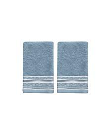 Croscill Nomad 2-Pc. Fingertip Towel Set