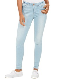 Juniors' Super-Soft Skinny Jeans