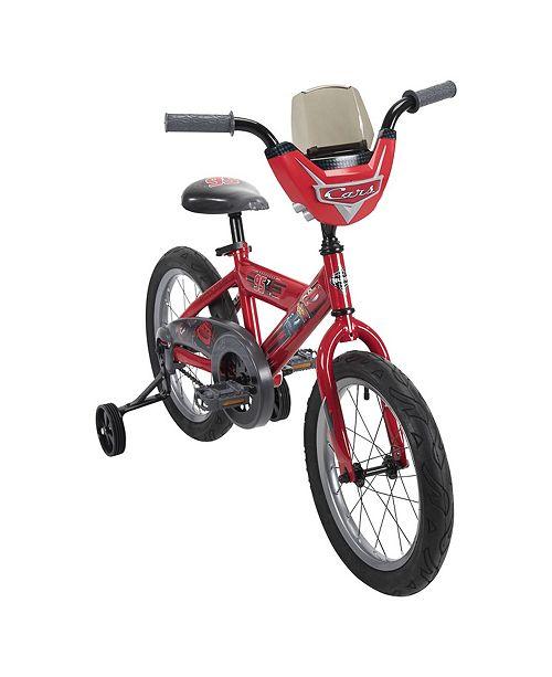 """Huffy 16"""" Cars Bike"""